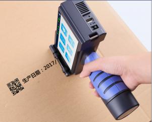 手持喷码机的功能应用与产品定位